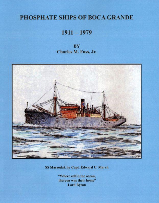 Phosphate Ships of Boca Grande Front Cover