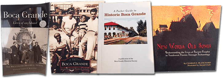 Boca Grande Book Collage