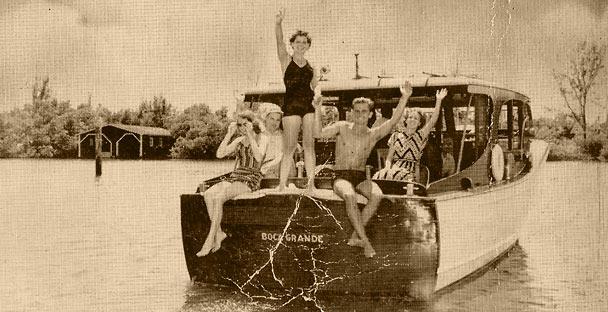 Photo of Historical Boca Grande Boat Party