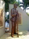 Battle of Fort Myers Statue