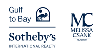 Melissa Csank, Gulf to Bay Sotheby's International Realty