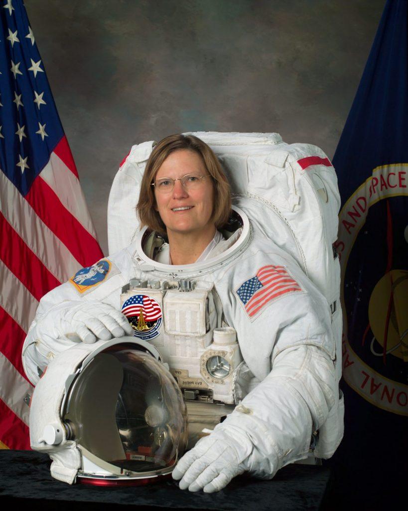 Dr. Kathryn Sullivan - courtesy of NASA