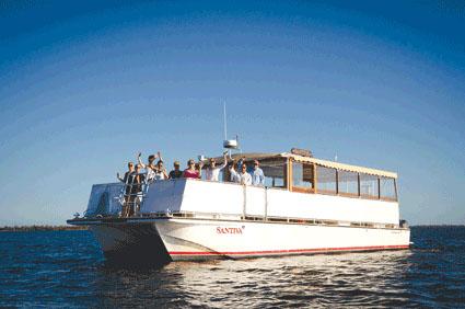 Captiva Cruise Boat