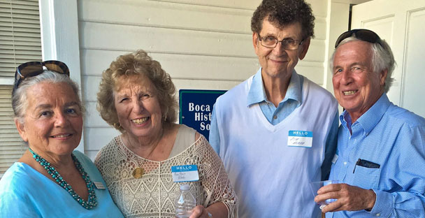 Members of Boca Grande Historical Society