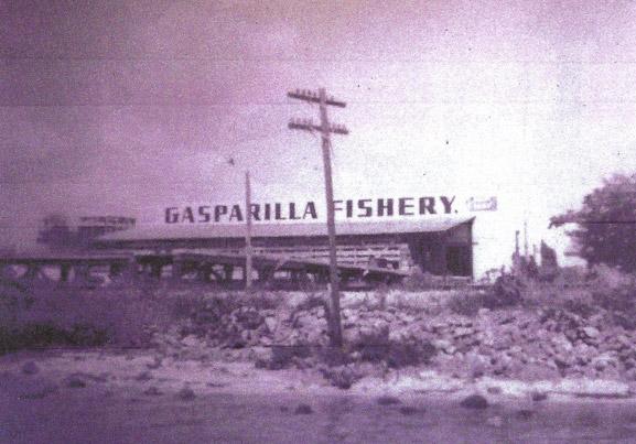 gasparilla fishery building