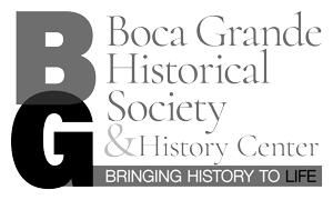 Boca Grande Historical Society & History Center logo - Bringing History to Life