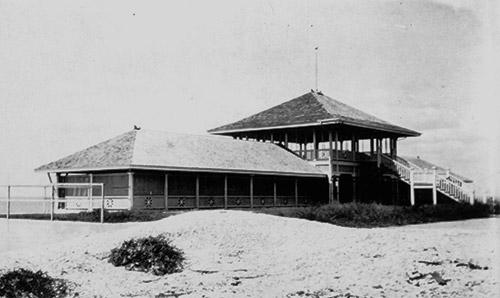 Gasparilla Inn beach facility