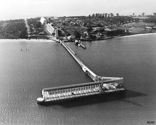 phosphate dock